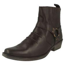 Calzado de hombre textil de color principal negro talla 45