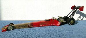 1996 Atlanta Olympics McDonalds Coca Cola 1/24 Die Cast NHRA Top Fuel Dragster