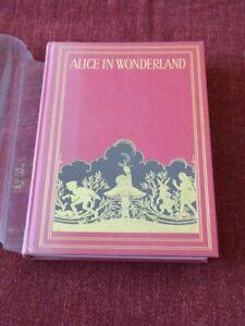 'Alice's Adventures in Wonderland' by Lewis Carroll Gwynedd Hudson 1982