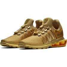 14775826387c5 Nike Women s Shox Gravity Shoes Size 7.5 Metallic Gold Style Aq8554 700