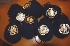 Spinnerin Ascot Knitting Yarn 7 Skeins Dk Blue Yarn Wool Mohair Switzerland