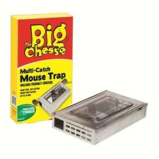 Mouse Trap Live Multi-Catch The Big Cheese Welfare Friendly