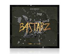 K-POP BASTARZ [Conduct Zero] 1st Mini Album CD+Photo Booklet Block B Unit Sealed
