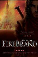 Firebrand (Rebel Angels 1) by Gillian Philip (Paperback, 2010) SIGNED + DOODLE