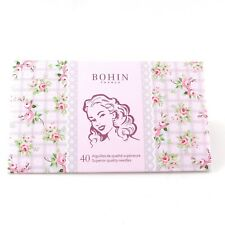 Bohin Vintage Sewing Needle Book Collection 40pc - Style Choice