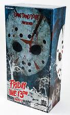 Friday the 13th Jason Voorhies Living Dead Dolls House of Horror Mezco NIB NEW