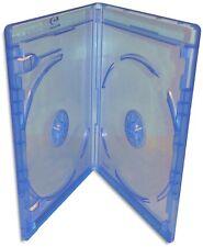 3-Pak VIVA ELITE =Double= 12.5mm Blu-ray Case w/ Blu-ray & Viva Elite Logos