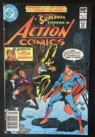 Action Comics #521 1st Printing Comic Atari Variant First Appearance of Vixen