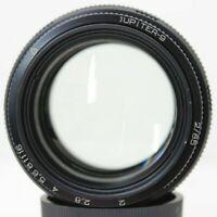 Jupiter-9 Lens f2/85 M42 Thread Portrait King Bokeh