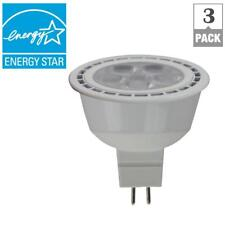 50W Equivalent Bright White 12-Volt MR16 Dimmable CEC LED Light Bulb (3-Pack)