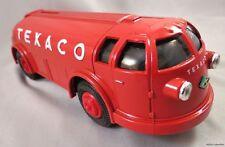 1934 30s TEXACO GAS TRUCK Doodle Bug BANK 1994 ERTL DIECAST Red Tanker Gasoline