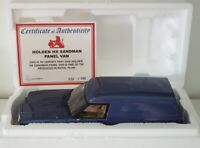 1:18 Scale AutoArt Holden HX Sandman Panelvan - Royal Plum Metallic