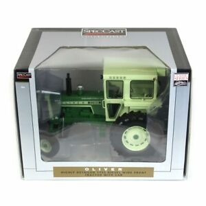 1/16 High Detail Oliver 1755 2WD Diesel Tractor With Cab by Spec Cast SCT777