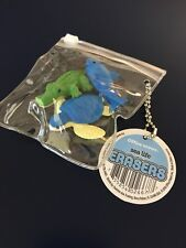 Erasers 3 Pack Sea Life In Pouch
