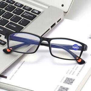 2 Packs Brand NEW Anti Blue Light Frame Reading Glasses Men/Women Unisex UK