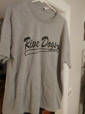 "Riverdog""s Baseball T-shirt Size Xl # 17"