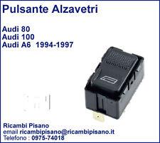 Pulsante Alzavetro Audi 80 - 100 - A6  - 4A0959855A