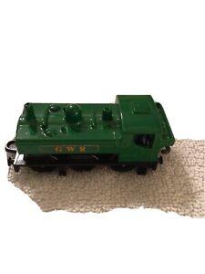 Vintage 1979 Matchbox Lesney England Pannier Tank Loco Diecast Train Car # 47