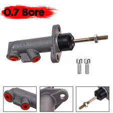 Race Master Cylinder 0.7 Bore Universal For Clutch Or Brake Hydraulics  !! P #