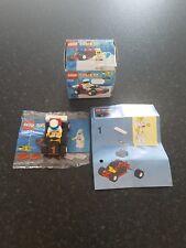 Lego 6436 Classic Town: Kart avec boîte et instructions Manuel