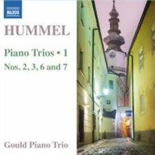 Hummel: Piano Trios: Vol. 1: Nos. 2, 3, 6 & 7, New Music