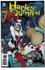 DC Comic NEW 52 7.3 3D Detective Batman Harley Quinn justice league  VFN+