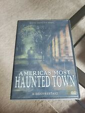 America's Most Haunted Town: Move Beyond Fear DVD