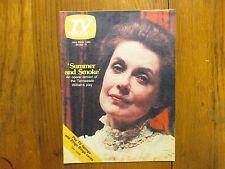 June 20-1982 Chicago Tribune TV Week Magazine (MARY  BETH PEIL/CHARLOTTE GARDNER