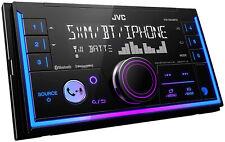 JVC KW-X840BTS 2-DIN Digital Media Bluetooth Car Receiver w/USB/Sirius XM/Alexa