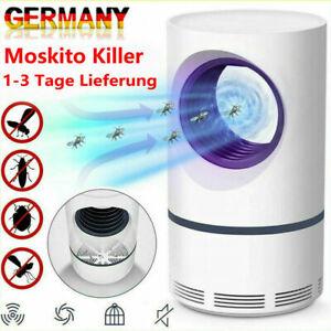 USB Moskito Killer Insektenvernichter Elektrisch USB Insektenlampen Mückenfalle