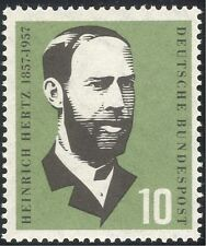 Germany 1957 Heinrich Hertz/Scientist/Physics/Science/Radio 1v (n43464)