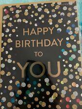 Papyrus Happy Birthday card.  New.