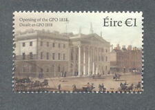 Ireland-Opening of the GPO 1818-200 year Anniv mnh-Architecture-2018 f.used