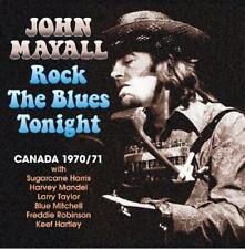 JOHN MAYALL – ROCK THE BLUES TONIGHT 2CDs (NEW/SEALED) CD