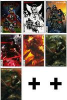 DARK NIGHTS: DEATH METAL #1,2,3,4,5+ Variant, Exclusive, Incentive ~ DC Comics