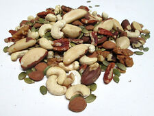 Organic Raw Mixed Nuts, 2 lb.(Pecan,Walnut, Brazil Nuts, Almonds, Cashews...)
