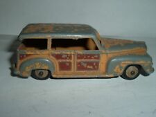 DINKY 344 PLYMOUTH ESTATE WOODY VINTAGE  *SEE PHOTOS*