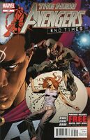New Avengers #33 End Times Comic Book - Marvel