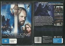 IN THE NAME OF THE KING A DUNGEON SIEGE TALE JASON STATHAM LEELEE SOBIESKI DVD