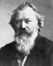 Johannes Brahms 10x8 Photo