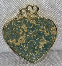 CYNTHIA ROWLEY Trinket Jewelry Heart Shaped Dish