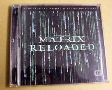 Soundtrack - Matrix Reloaded OST - Album CD - 2 CDs - 19 Tracks