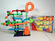 Techno Gears Marble Mania Catapult Marble Maze Set - 100+ Pieces