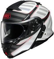 SHOEI NEOTEC II MODULAR MOTORCYCLE HELMET SPLICER TC-6 MEDIUM 0116-1106-05