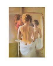 Domingo Girl VI Poster Kunstdruck Bild 50x40cm