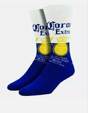 Happy Sock Men's Crew Socks Hot Dogs Novelty Footwear Foot Apparel 10 - 13