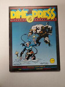 Dime PRESS 4 1st app HELLBOY RARE 1993 HTF!