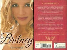 LIVRE - BRITNEY SPEARS : THE BIOGRAPHY, INSIDE THE DREAM / ENGLISH BOOK