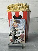 Popcorn Disney Rewind Jiminy Cricket Pinocchio Chaser RARE Figure With Art Card