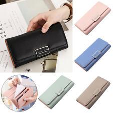 New Fashion Women Wallet Female Coin Purse Card Holder Simple Leisure Handbags